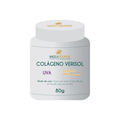 Colágeno Verisol Sabor Uva 80G